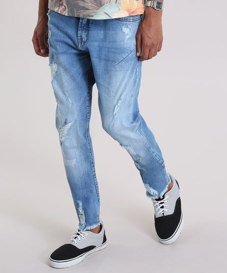 Calca-Jeans-Carrot-Destroyed-Azul-Medio-9013538-Azul_Medio_1