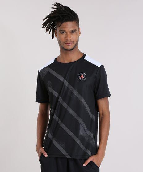Camiseta-Cavani-Jr-Paris-Saint-Germain-Preta-8961647-Preto_1