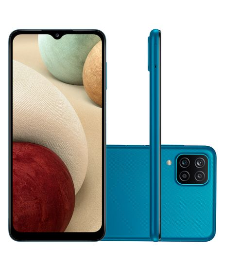 Imagem de Smartphone Samsung Galaxy A12 64GB