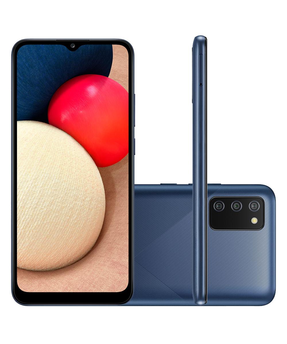 Smartphone Samsung A025M Galaxy A02s 32GB Azul