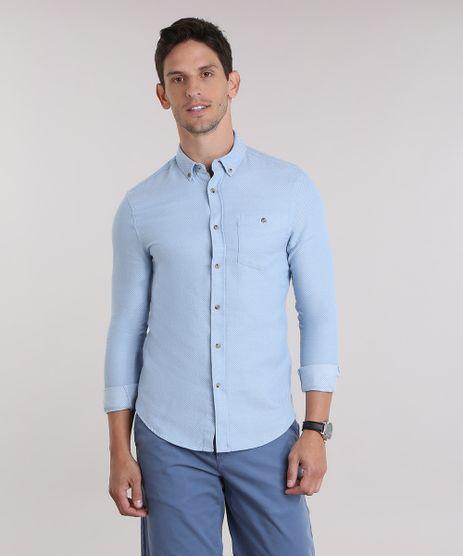 Camisa-Slim-Estampada-Azul-Claro-8841666-Azul_Claro_1