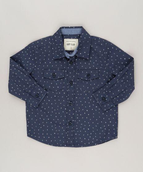 Camisa-Estampada-de-Letras-Azul-Marinho-8853416-Azul_Marinho_1