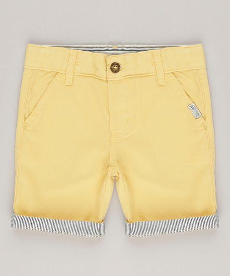 Bermuda-Slim-Amarela-8727153-Amarelo_1
