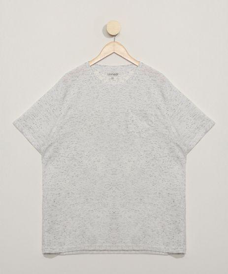 Camiseta-Masculina-Plus-Size-Botone-com-Bolso-Manga-Curta-Gola-Careca-Off-White-9975318-Off_White_1