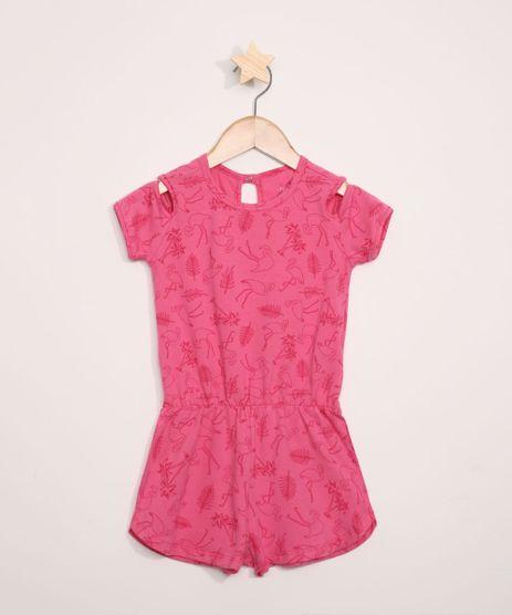 Macaquinho-Infantil-Estampado-Flamingos-Manga-Curta-Opem-Shoulder-Rosa-9965049-Rosa_1