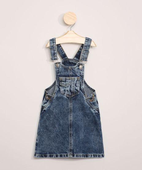 Salopete-Jeans-Infantil-com-Bolsos-Azul-Medio-9963461-Azul_Medio_1