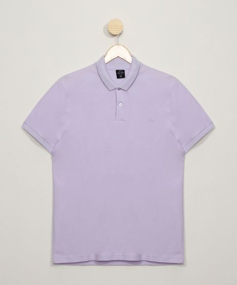 Polo-Masculina-Basica-Comfort-Manga-Curta-Lilas-9449829-Lilas_1