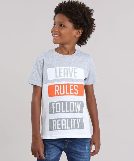 Camiseta--Rules--com-Recortes-Cinza-Mescla-Claro-9030053-Cinza_Mescla_Claro_1