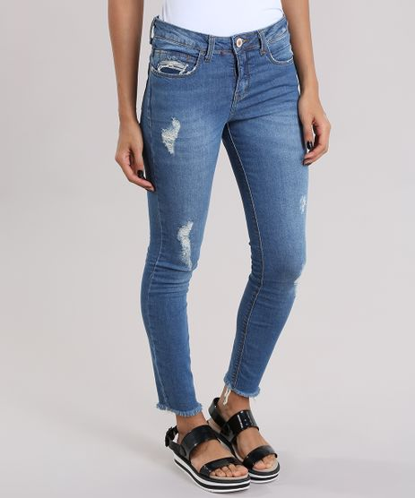 Calca-Jeans-Cigarrete-Azul-Medio-8997184-Azul_Medio_1