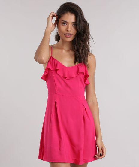 Vestido-com-Babado-Pink-8850448-Pink_1