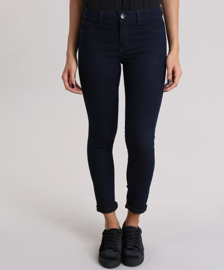 Calca-Jeans-Cigarrete-Azul-Escuro-9106649-Azul_Escuro_1