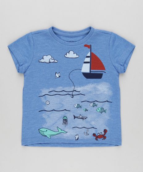 Camiseta-com-Estampa-de-Barco-Azul-9030313-Azul_1