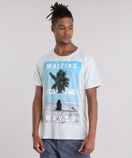 Camiseta-Mescla--Waiting-For-The-Waves--Off-White-8907408-Off_White_1