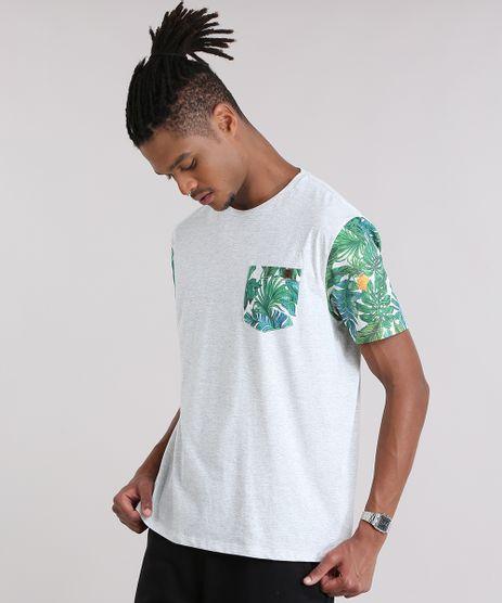 Camiseta-com-Bolso-Estampado-de-Folhagens-Off-White-8959242-Off_White_1