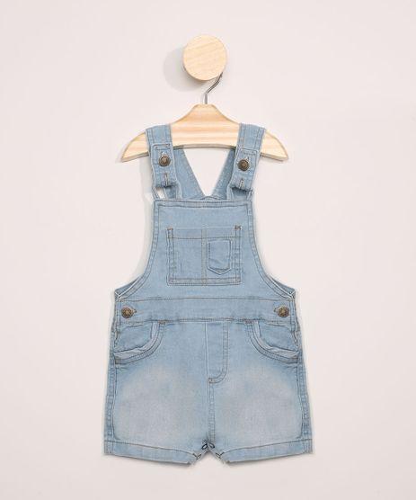 Jardineira-Jeans-Infantil-com-Bolsos-Azul-Claro-9969149-Azul_Claro_1