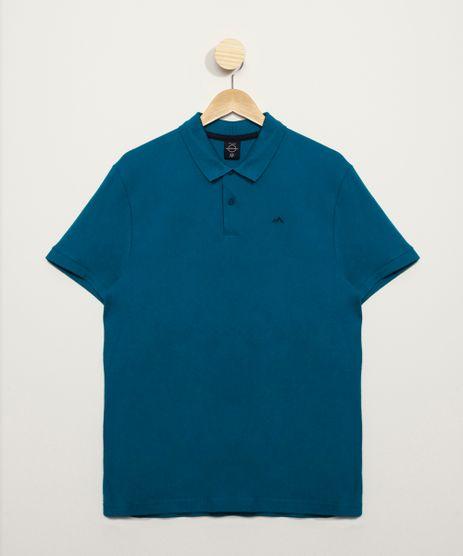 Polo-Masculina-Basica-Comfort-Manga-Curta-Azul-2-9449829-Azul_2_1