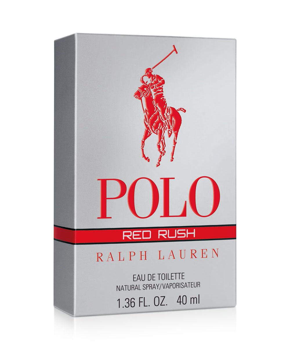 Perfume Polo Red Rush - Ralph Lauren - Eau de Toilette Ralph Lauren Masculino Eau de Toilette