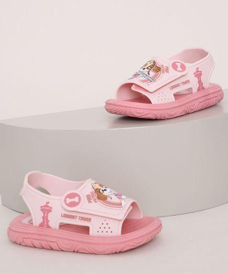 Papete-Infantil-Grendene-Patrulha-Canina-Rosa-9974168-Rosa_1