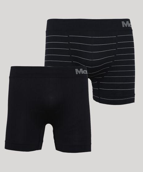 Kit-de-2-Cuecas-Masculinas-Mash-Boxer-Sem-Costura-Preto-9972692-Preto_1