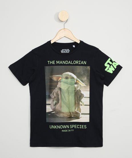 Camiseta-Juvenil-The-Mandalorian-Manga-Curta-Azul-Marinho-9975997-Azul_Marinho_1