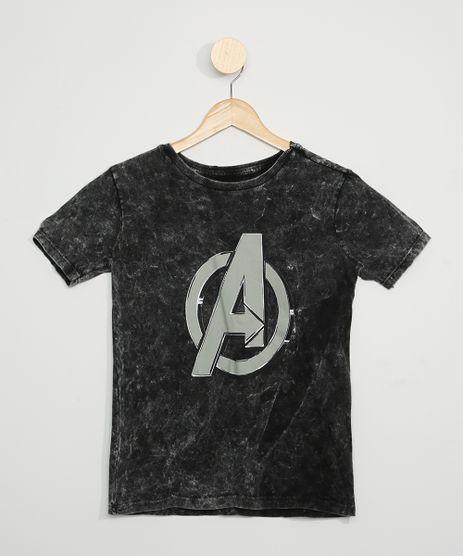 Camiseta-Juvenil-Os-Vingadores-Manga-Curta-Cinza-9945199-Cinza_1