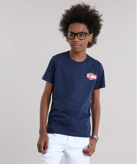 ac3426917cd4c Camiseta-Botone--Cardinals-St--Louis-Missouri--Azul