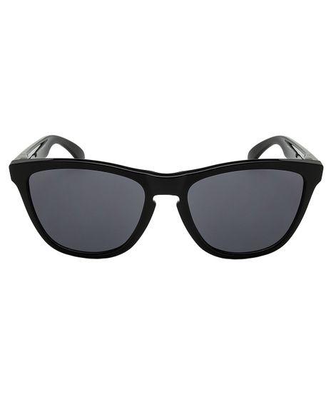 13c9349a27 foto-1. Moda Masculina. Adicionar Óculos de Sol Oakley Frogskins OO9013 - Polished  Black ...