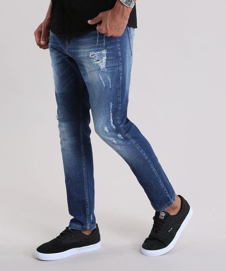 Calca-Jeans-Carrot-Destroyed-Azul-Escuro-8761913-Azul_Escuro_1