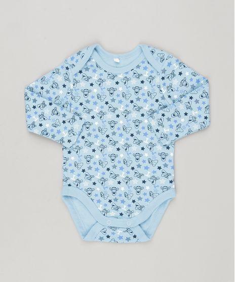 Body-Estampado-Tigrao-em-Algodao---Sustentavel-Azul-Claro-8786450-Azul_Claro_1
