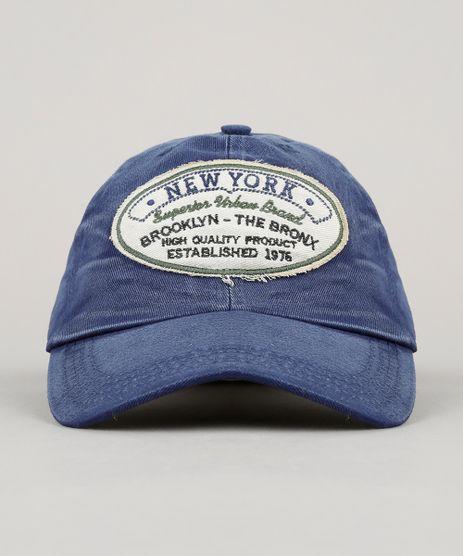Bone--New-York--em-Jeans-Azul-Escuro-9008182-Azul_Escuro_1