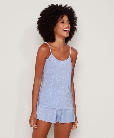 Short-Doll-Feminino-Estampado-de-Poa-Azul-Claro-9963157-Azul_Claro_1
