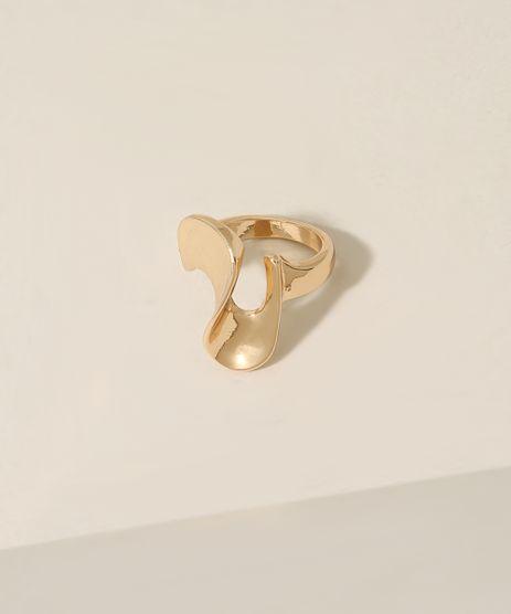 Anel-Feminino-Organico-Dourado-9963572-Dourado_1