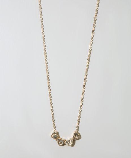 Colar-Feminino-de-Coracoes-Dourado-9976381-Dourado_1