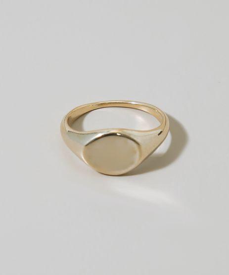 Anel-Feminino-Achatado-Dourado-9976383-Dourado_1