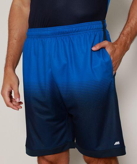 Bermuda-Masculina-Esportiva-Ace-com-Degrade-e-Bolsos-Azul-9972629-Azul_1
