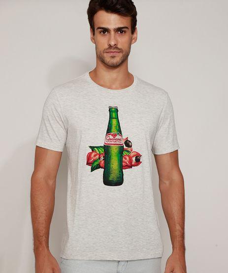 Camiseta-Masculina-Guarana-Antarctica-Aquarelada-Manga-Curta-Gola-Careca-Cinza-Mescla-Claro-9975034-Cinza_Mescla_Claro_1