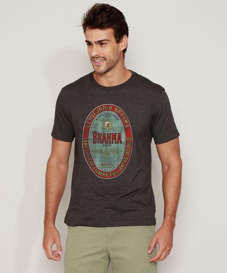 Camiseta-Masculina-Brahma-Manga-Curta-Gola-Careca-Cinza-Mescla-Escuro-9975022-Cinza_Mescla_Escuro_1