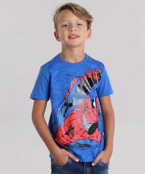 Camiseta-Homem-Aranha-Azul-8533391-Azul_1