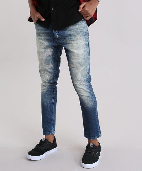 7af3af6665 Calca-Jeans-Carrot-Azul-Escuro-8761904-Azul Escuro 1