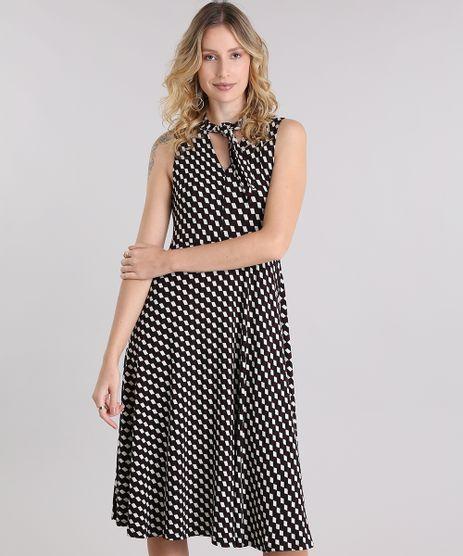 Vestido-Estampado-Geometrico-Preto-8954681-Preto_1