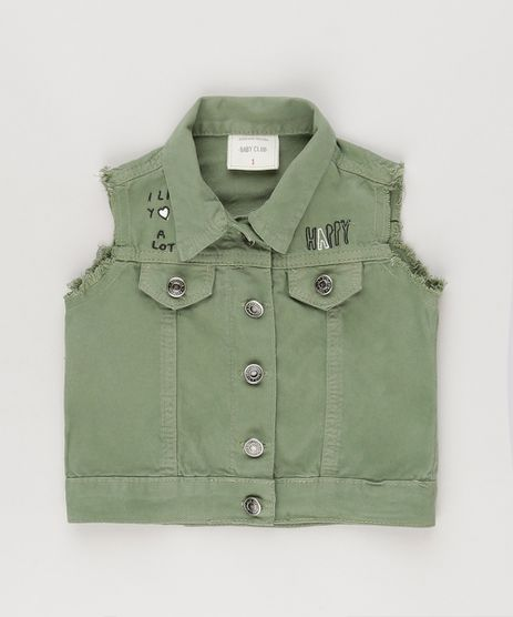 Colete-com-Bordado--Happy--Verde-Militar-9083214-Verde_Militar_1