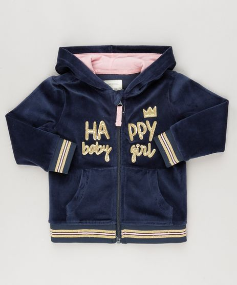 Jaqueta-em-Plush--Happy-Baby-Girl--Azul-Marinho-8837330-Azul_Marinho_1