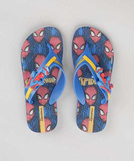 Chinelo-Ipanema-Homem-Aranha-Azul-9071660-Azul_1