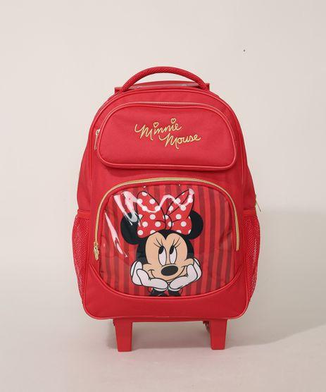 Mochila-Infantil-Minnie-Mouse-com-Rodas-Vermelha-9955045-Vermelho_1