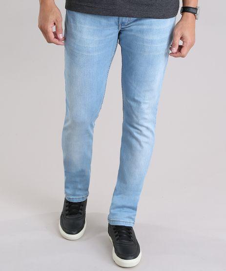 Calca-Jeans-Slim-em-Algodao---Sustentavel-Azul-Claro-8938397-Azul_Claro_1