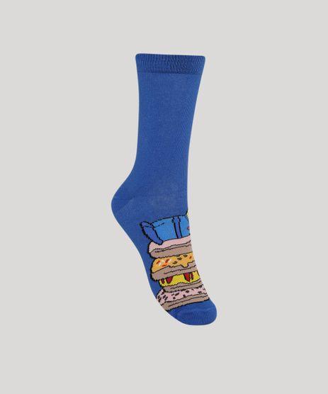 Meia-Feminina-Toy-Story-Cano-Alto-Azul-9973263-Azul_1