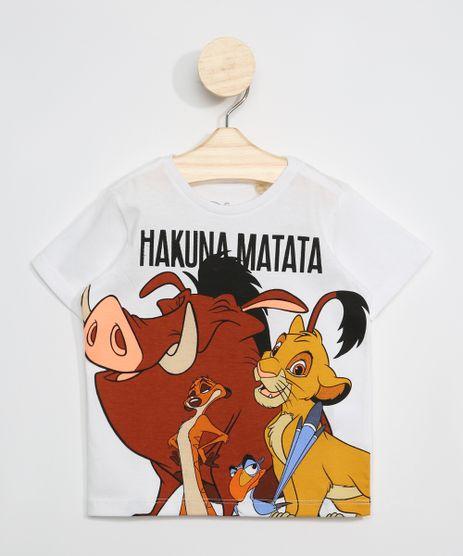 Camiseta-Infantil--Hakuna-Matata--Manga-Curta-Off-White-9979068-Off_White_1