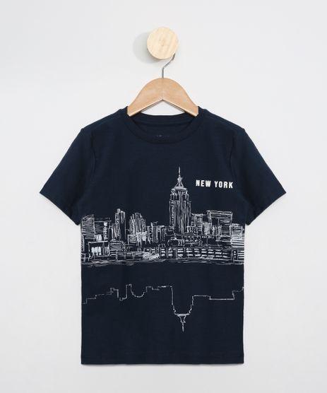 Camiseta-Infantil-New-York-Manga-Curta-Azul-Marinho-9969189-Azul_Marinho_1