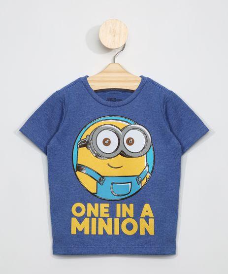 Camiseta-Infantil-Minion-Manga-Curta-Azul-9979054-Azul_1