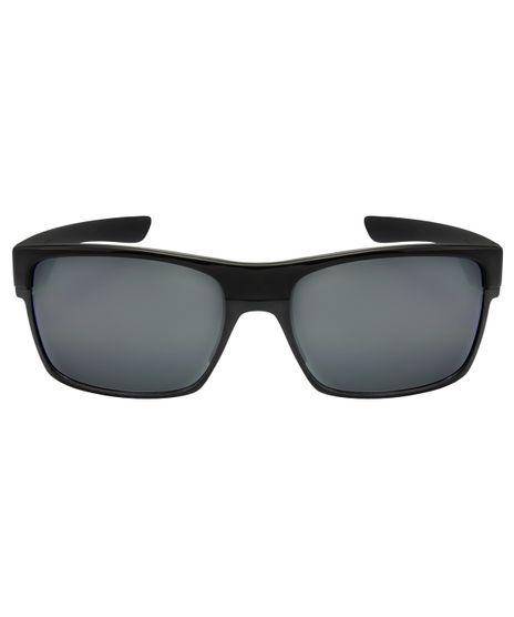 b5ede4679c foto-1. Moda Masculina. Adicionar Óculos de Sol Oakley Twoface Polished  Black/Blc Iri Polar